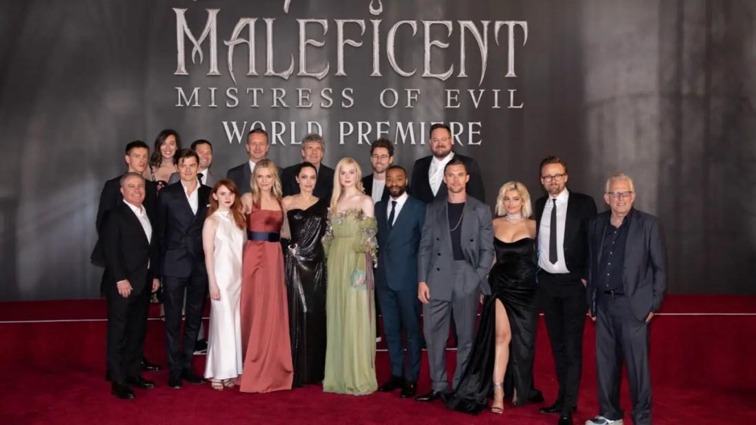 Maleficent: Mistress of Evil World Premiere