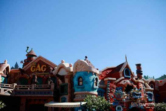 Mickeys Toontown Without Hills at Disneyland-11