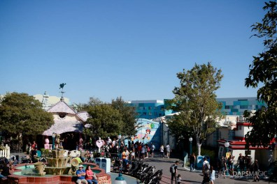 Mickeys Toontown Without Hills at Disneyland-5