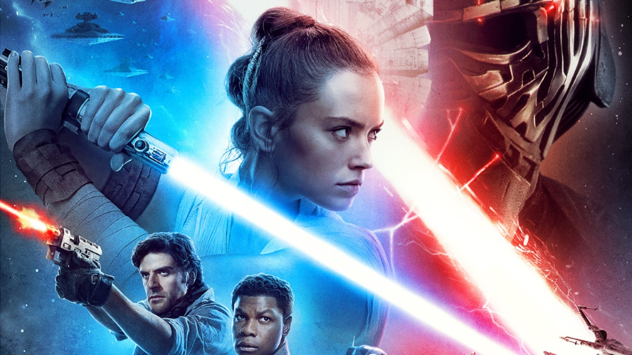 New Theatrical Poster Released for Star Wars: The Rise of Skywalker