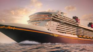 Disney Wish Concept Art - Disney Cruise Line