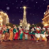 Dive into a Heartwarming Disney Christmas at Hong Kong Disneyland Resort