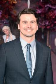 "HOLLYWOOD, CALIFORNIA - NOVEMBER 07: Actor Jason Ritter attends the world premiere of Disney's ""Frozen 2"" at Hollywood's Dolby Theatre on Thursday, November 7, 2019 in Hollywood, California. (Photo by Alberto E. Rodriguez/Getty Images for Disney)"