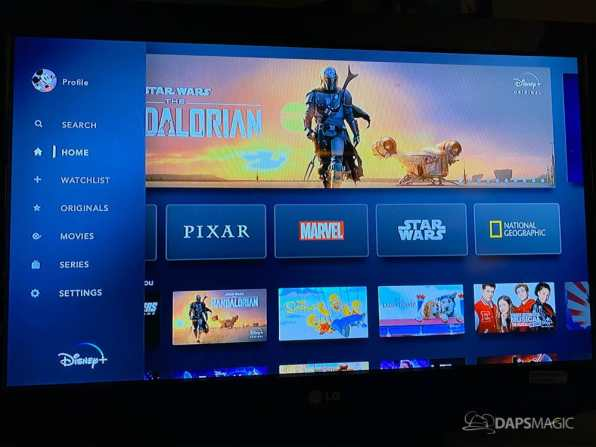 Disney+ Live on Apple TV-11