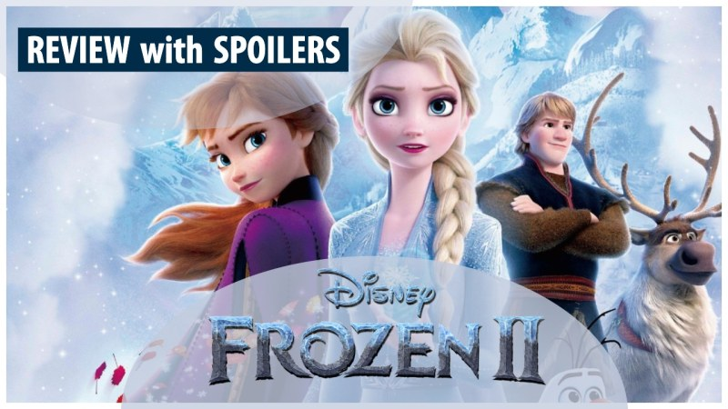 Frozen 2 Review with Spoilers