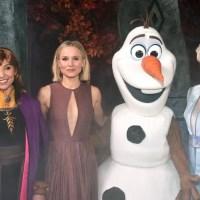 """Frozen 2"" Celebrates World Premiere"
