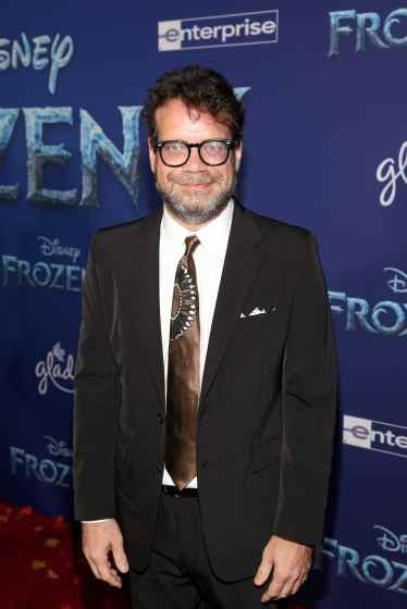 "HOLLYWOOD, CALIFORNIA - NOVEMBER 07: Composer Christophe Beck attends the world premiere of Disney's ""Frozen 2"" at Hollywood's Dolby Theatre on Thursday, November 7, 2019 in Hollywood, California. (Photo by Jesse Grant/Getty Images for Disney)"