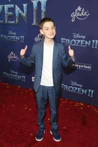"""HOLLYWOOD, CALIFORNIA - NOVEMBER 07: Jason Maybaum attends the world premiere of Disney's """"Frozen 2"""" at Hollywood's Dolby Theatre on Thursday, November 7, 2019 in Hollywood, California. (Photo by Jesse Grant/Getty Images for Disney)"""