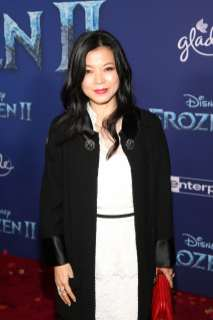 "HOLLYWOOD, CALIFORNIA - NOVEMBER 07: Yvonne Hou attends the world premiere of Disney's ""Frozen 2"" at Hollywood's Dolby Theatre on Thursday, November 7, 2019 in Hollywood, California. (Photo by Jesse Grant/Getty Images for Disney)"