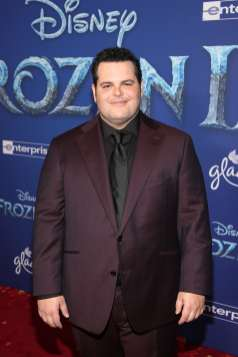 "HOLLYWOOD, CALIFORNIA - NOVEMBER 07: Actor Josh Gad attends the world premiere of Disney's ""Frozen 2"" at Hollywood's Dolby Theatre on Thursday, November 7, 2019 in Hollywood, California. (Photo by Jesse Grant/Getty Images for Disney)"