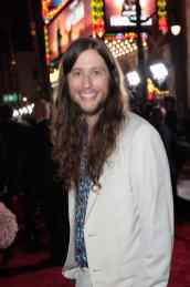 "Composer Ludwig Goransson arrives at the premiere of Lucasfilm's first-ever, live-action series, ""The Mandalorian"", at the El Capitan Theatre in Hollywood, CA on November 13, 2019. ""The Mandalorian"" streams exclusively on Disney+.(photo: Alex J. Berliner/ABImages)"