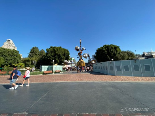 New Tomorrowland Entrance at Disneyland-3