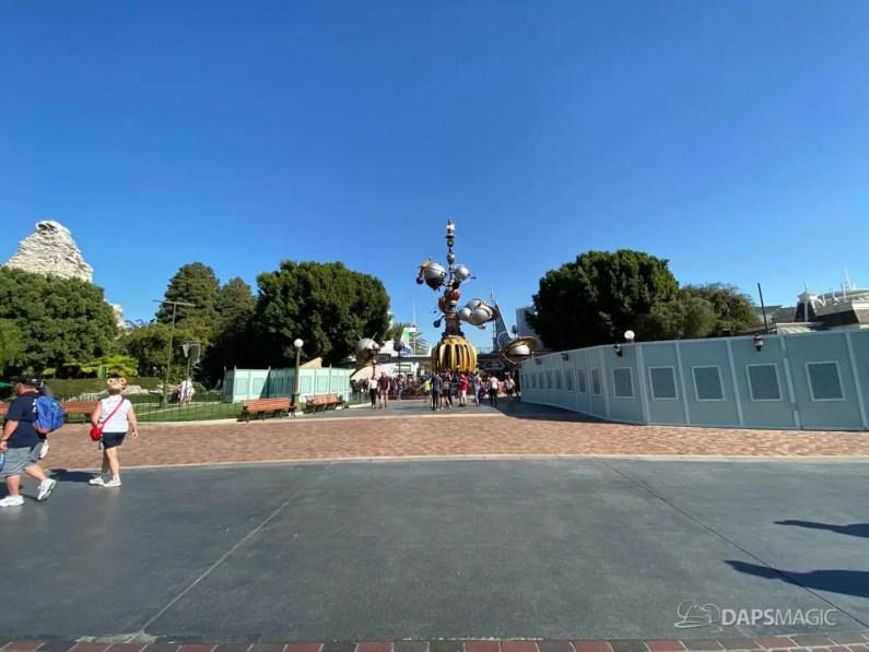 New Tomorrowland Entrance at Disneyland-4