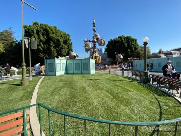 New Tomorrowland Entrance at Disneyland-5