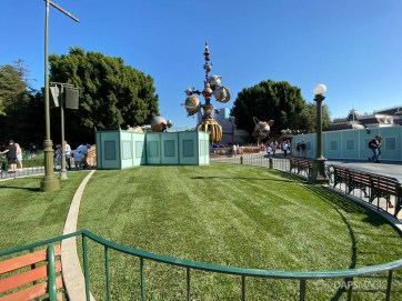 New Tomorrowland Entrance at Disneyland-6