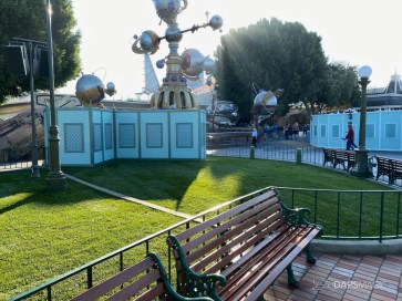 New Tomorrowland Entrance at Disneyland-8