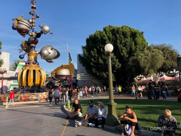 New Tomorrowland Entrance at Disneyland-9