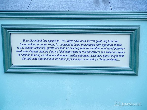 Tomorrowland Entrance Concept Art Unveiled at Disneyland-3