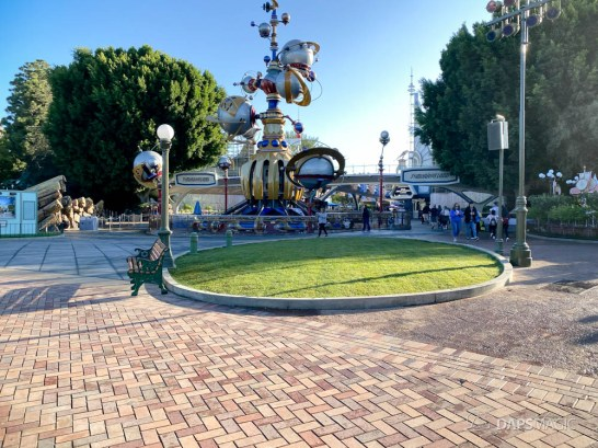 Tomorrowland Entrance Concept Art Unveiled at Disneyland-6