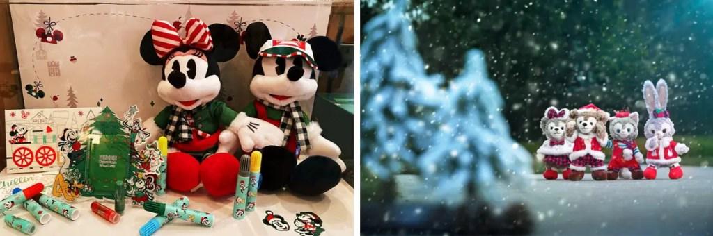 Shanghai Disneyland Resort Christmas Merchandise