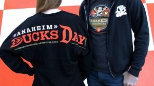 Anaheim Ducks Day