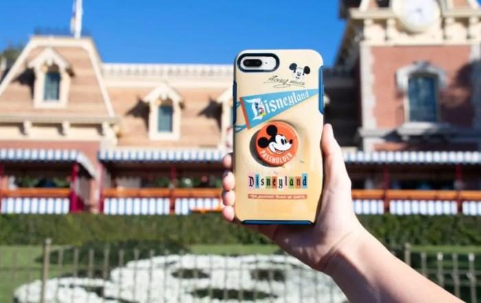 Disney Parks Annual Passholder PopSockets PopGrip Otterbox