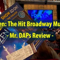 Frozen: The Hit Broadway Musical at Pantages Theatre Will Melt A Frozen Heart - Mr. DAPs Review