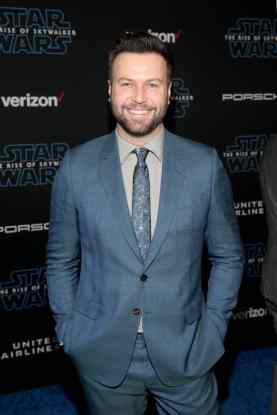 "HOLLYWOOD, CALIFORNIA - DECEMBER 16: Taran Killam arrives for the World Premiere of ""Star Wars: The Rise of Skywalker"", the highly anticipated conclusion of the Skywalker saga on December 16, 2019 in Hollywood, California. (Photo by Jesse Grant/Getty Images for Disney)"