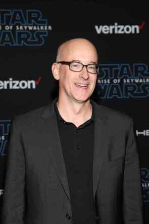 "HOLLYWOOD, CALIFORNIA - DECEMBER 16: Peyton Reed arrives for the World Premiere of ""Star Wars: The Rise of Skywalker"", the highly anticipated conclusion of the Skywalker saga on December 16, 2019 in Hollywood, California. (Photo by Jesse Grant/Getty Images for Disney)"
