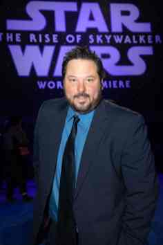 Greg Grunberg arrives for the World Premiere of Star Wars: The Rise of Skywalker, the highly anticipated conclusion of the Skywalker saga, in Hollywood, CA, on December 16, 2019..(photo: Alex J. Berliner/ABImages)