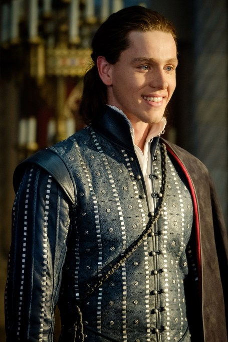 Harris Dickinson is Prince Phillip in Disney's live-action MALEFICENT: MISTRESS OF EVIL