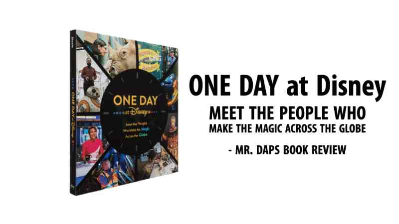 One Day at Disney Book Review