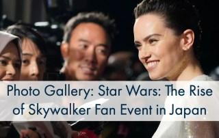 Photo Gallery: Star Wars_ The Rise of Skywalker Fan Event in Japan