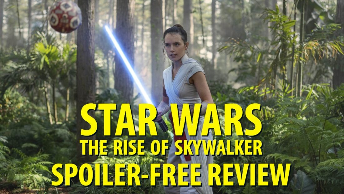 Star Wars: Rise of the Resistance Review