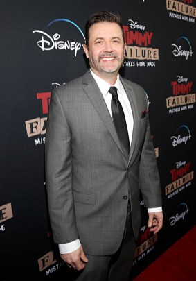 """HOLLYWOOD, CALIFORNIA - JANUARY 30: Writer/screenwriter Stephan Pastis attends the premiere of Disney's """"Timmy Failure: Mistakes Were Made"""" at Hollywood's El Capitan Theater on January 30, 2020. """"Timmy Failure: Mistakes Were Made"""" premieres on February 7, 2020, streaming only on Disney+. (Photo by Jesse Grant/Getty Images for Disney)"""