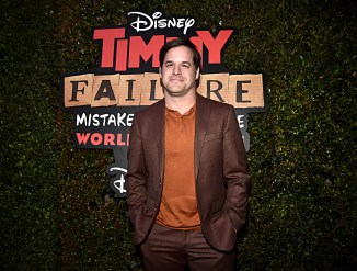 """HOLLYWOOD, CALIFORNIA - JANUARY 30: Kyle Bornheimer attends the premiere of Disney's """"Timmy Failure: Mistakes Were Made"""" at Hollywood's El Capitan Theater on January 30, 2020. """"Timmy Failure: Mistakes Were Made"""" premieres on February 7, 2020, streaming only on Disney+. (Photo by Alberto E. Rodriguez/Getty Images for Disney)"""