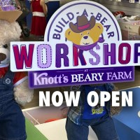 Build-A-Bear Workshop Opens at Knott's Berry Farm