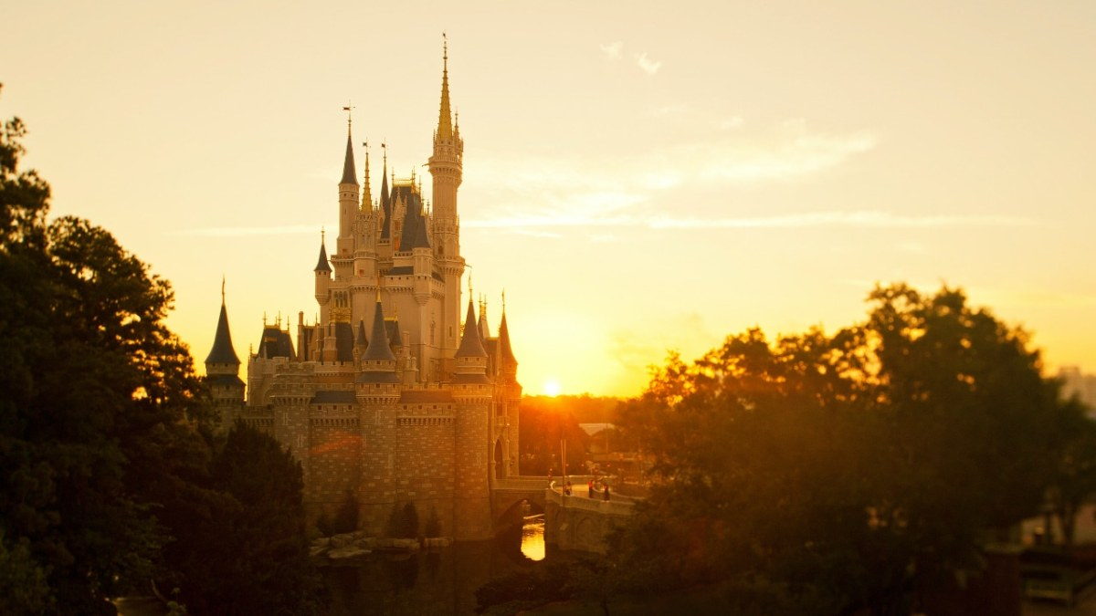 Walt Disney World - Cinderella Castle