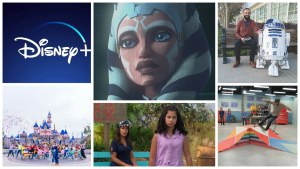 Disney March Programming