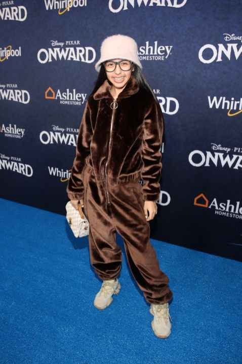 HOLLYWOOD, CALIFORNIA - FEBRUARY 18: DJ Livia attends the world premiere of Disney and Pixar's ONWARD at the El Capitan Theatre on February 18, 2020 in Hollywood, California. (Photo by Jesse Grant/Getty Images for Disney)