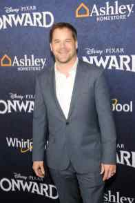 HOLLYWOOD, CALIFORNIA - FEBRUARY 18: Kyle Bornheimer attends the world premiere of Disney and Pixar's ONWARD at the El Capitan Theatre on February 18, 2020 in Hollywood, California. (Photo by Jesse Grant/Getty Images for Disney)