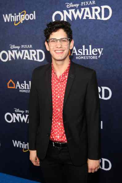 HOLLYWOOD, CALIFORNIA - FEBRUARY 18: Matt Bennett attends the world premiere of Disney and Pixar's ONWARD at the El Capitan Theatre on February 18, 2020 in Hollywood, California. (Photo by Jesse Grant/Getty Images for Disney)