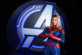 Avengers Campus, opening July 18, 2020, at Disney California Adventure Park in Anaheim, California, brings together Earth's Mightiest Heroes for the common good, and they're calling all recruits to join the action: Team up with the Avengers and their allies. Guests may encounter Captain Marvel, Black Widow, Spider-Man, Black Panther, the Dora Milaje, Ant-Man and The Wasp, Thor, Doctor Strange, Groot and the Guardians of the Galaxy, Captain America, and even villains inside Avengers Campus. (Joshua Sudock/Disneyland Resort)