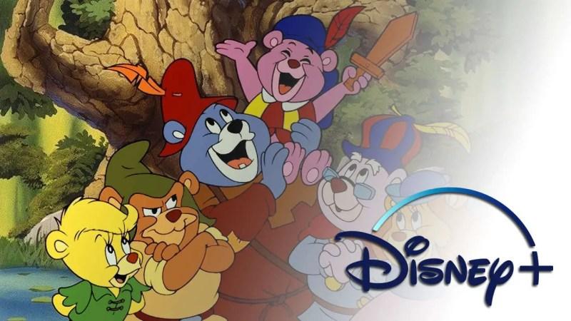 Gummy Bears - Disney+