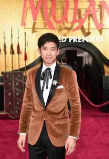 HOLLYWOOD, CALIFORNIA - MARCH 09: Jimmy Wong attends the World Premiere of Disney's 'MULAN' at the Dolby Theatre on March 09, 2020 in Hollywood, California. (Photo by Alberto E. Rodriguez/Getty Images for Disney)