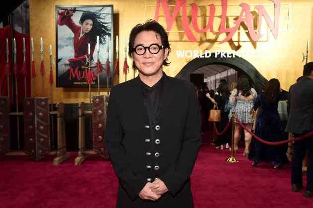 HOLLYWOOD, CALIFORNIA - MARCH 09: Jet Li attends the World Premiere of Disney's 'MULAN' at the Dolby Theatre on March 09, 2020 in Hollywood, California. (Photo by Alberto E. Rodriguez/Getty Images for Disney)
