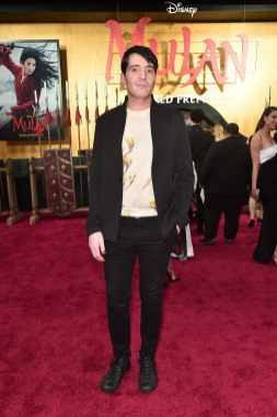 HOLLYWOOD, CALIFORNIA - MARCH 09: David Dastmalchian attends the World Premiere of Disney's 'MULAN' at the Dolby Theatre on March 09, 2020 in Hollywood, California. (Photo by Alberto E. Rodriguez/Getty Images for Disney)