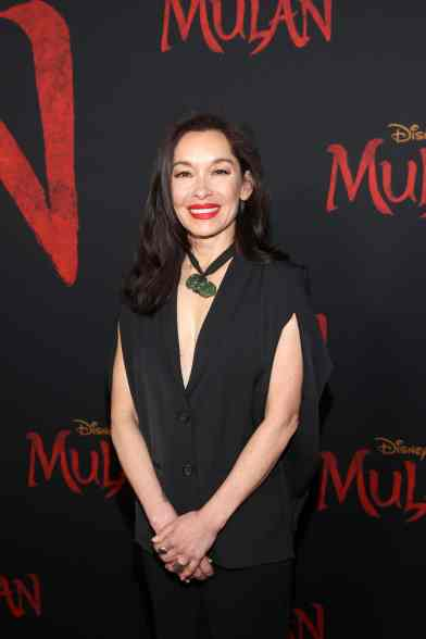 HOLLYWOOD, CALIFORNIA - MARCH 09: Liz Tan attends the World Premiere of Disney's 'MULAN' at the Dolby Theatre on March 09, 2020 in Hollywood, California. (Photo by Jesse Grant/Getty Images for Disney)