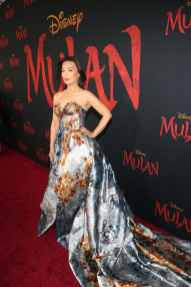 HOLLYWOOD, CALIFORNIA - MARCH 09: Ming-Na Wen attends the World Premiere of Disney's 'MULAN' at the Dolby Theatre on March 09, 2020 in Hollywood, California. (Photo by Jesse Grant/Getty Images for Disney)