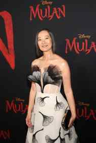 HOLLYWOOD, CALIFORNIA - MARCH 09: Rosalind Chao attends the World Premiere of Disney's 'MULAN' at the Dolby Theatre on March 09, 2020 in Hollywood, California. (Photo by Jesse Grant/Getty Images for Disney)